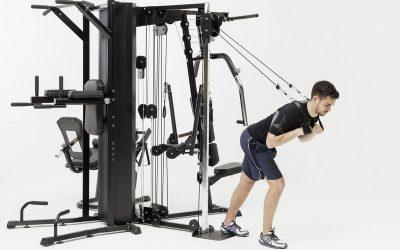 Her finder du lækkert fitness udstyr til hjemmet