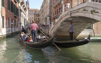 Venedig – Byen hvor gaderne er fyldt med vand